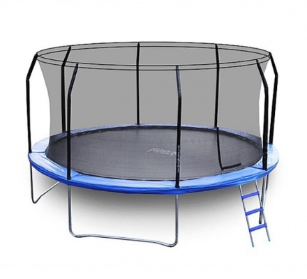 14 Foot Big Bounce Sprung Trampoline Steel Frame