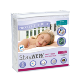 Staynew Single Waterproof Mattress Protector