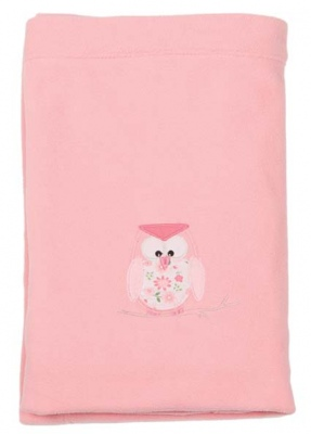 Mothers Choice Bassinette Blanket Olivia The Owl