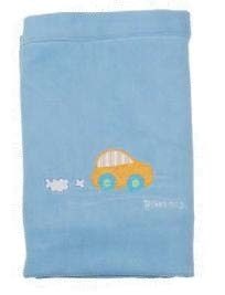 Mothers Choice Bassinette Blanket Road Trip