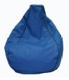 Studio Premium Blue 200Lt Outdoor Beanbag Filled
