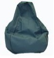 Studio Premium Teal 200Lt Outdoor Beanbag Filled
