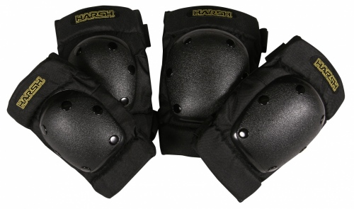 Harsh Adult Knee & Elbow Pads Medium