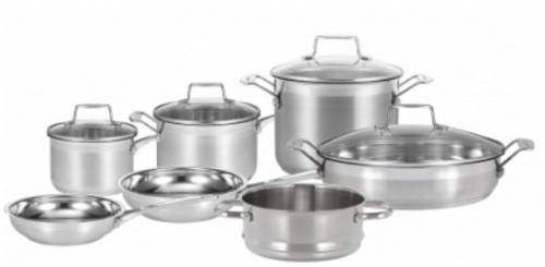 Scanpan Impact 7Pc Saucepan Set