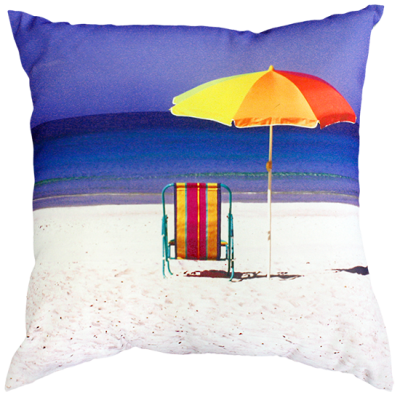 Lyall Bay Umbrella Multi Cushion 45X45Cm