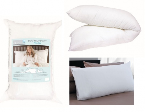 Cloud 9 Body Support Pillow + Free Pillowcase