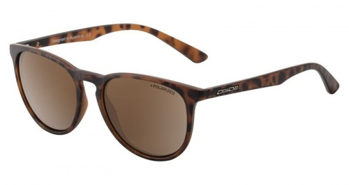 Dirty Dog Void Satin Tort Brown Pol Sunglasses