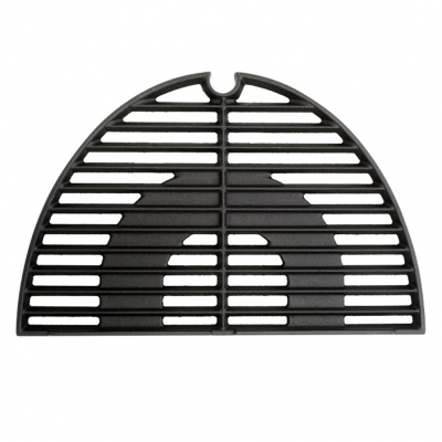 Ziegler & Brown Portable Half Cast Iron Grill