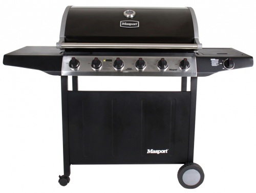 Masport Vacationer 6 S2 6 Burner + Side Barbecue
