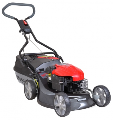 Masport Msv 3 IN 1 Lawnmower Aluminum Deck 163CC