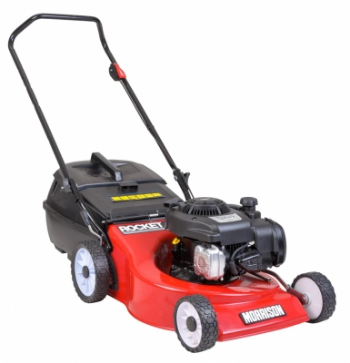 Morrison Rocket Lawnmower Steel Deck 125CC 18Inch