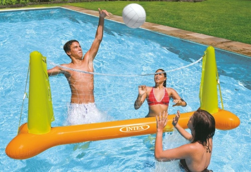 Intex Pool Volleyball Game 94X25X36 Inch