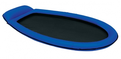 Intex Mesh Mat Blue Pool Float 70  X 37