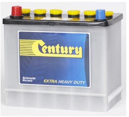 Century Extra Heavy Duty Battery G41