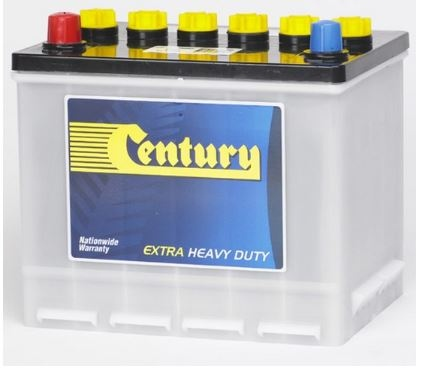 Century Extra Heavy Duty Battery G46