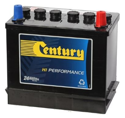 Century High Perf Battery 43