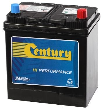 Century High Perf Battery 40B20Lsmf