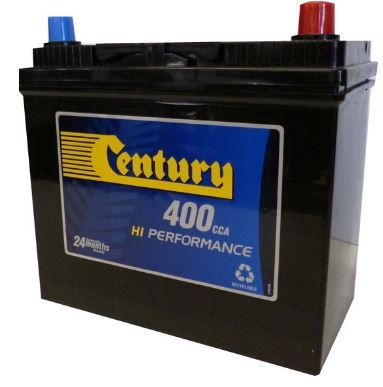 Century High Perf Battery 45B24Rmf