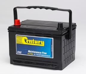 Century Ultra High Performance Battery 48Rmf