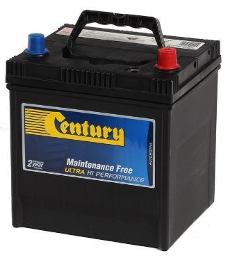 Century Ultra High Performance Battery 50D20Lmf