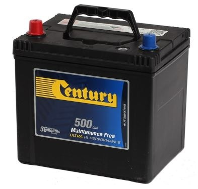 Century Ultra High Performance Battery 55D23Rmf