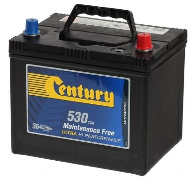 Century Ultra High Performance Battery 58Ebmf