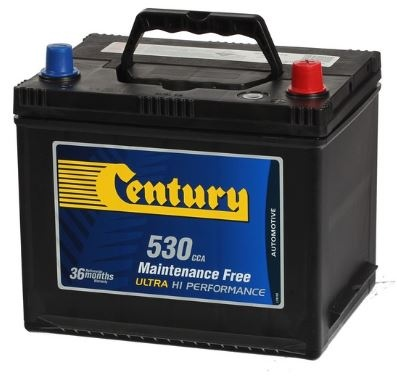Century Ultra High Performance Battery 58Mf