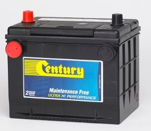 Century Ultra High Performance Battery 75Smf