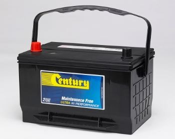 Century Ultra High Performance Battery N65Dmf