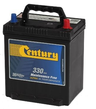 Century Ultra High Performance Battery Ns40Klmf