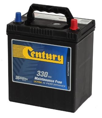 Century Ultra High Performance Battery Ns40Zlmf