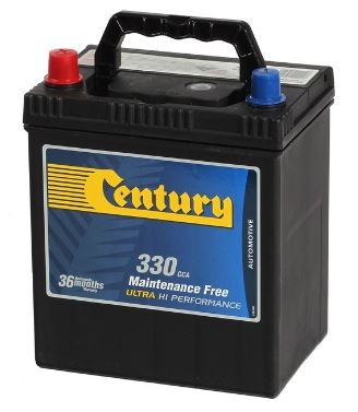 Century Ultra High Performance Battery Ns40Zsmf