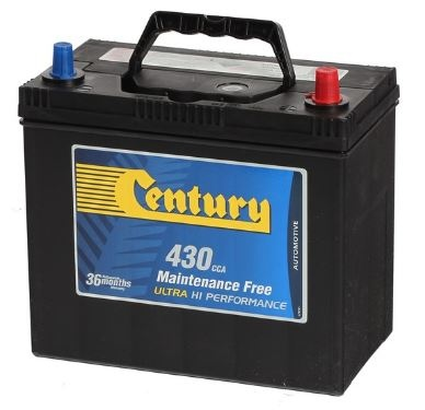 Century Ultra High Performance Battery Ns60Lmf
