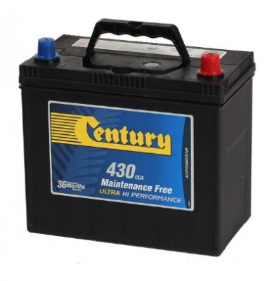 Century Ultra High Performance Battery Ns60Lsmf