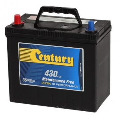 Century Ultra High Performance Battery Ns60Mf