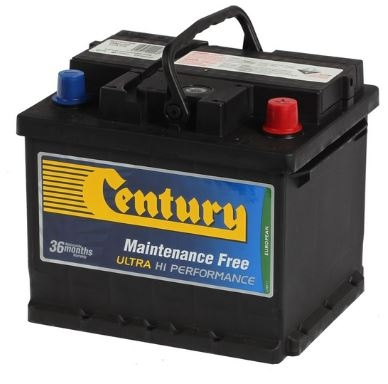 Century Din Ultra High Perf Battery Din44Mf