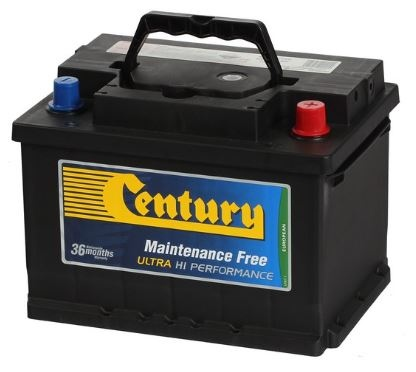 Century Din Ultra High Perf Battery Din53Zlmf