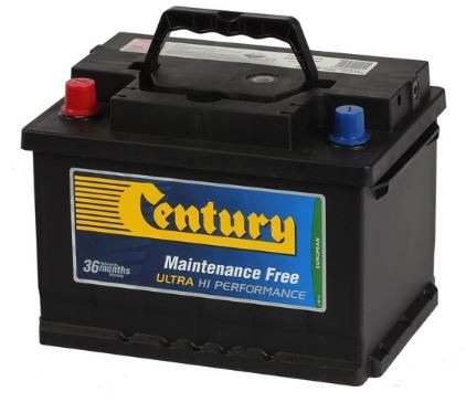 Century Din Ultra High Perf Battery Din53Zlxmf