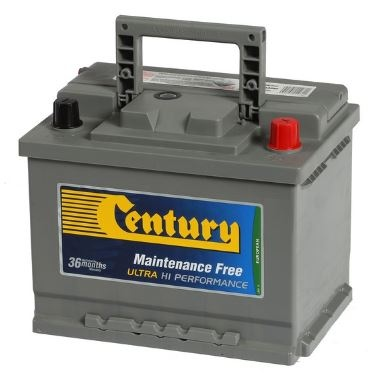 Century Din Ultra High Perf Battery Din55Zlagmf