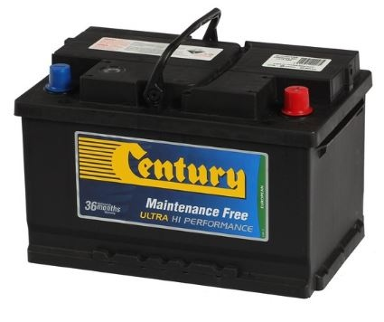 Century Din Ultra High Perf Battery Din65Zlmf