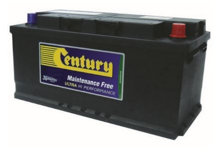 Century Din Ultra High Perf Battery Din88Zlmf