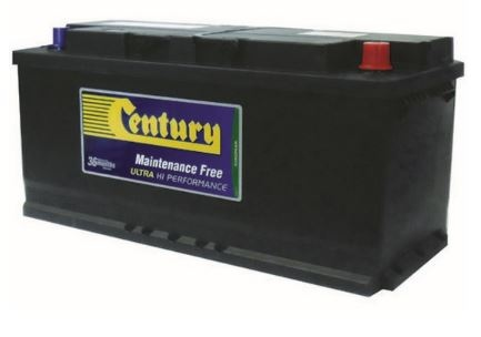 Century Din Ultra High Perf Battery Din110Zlmf