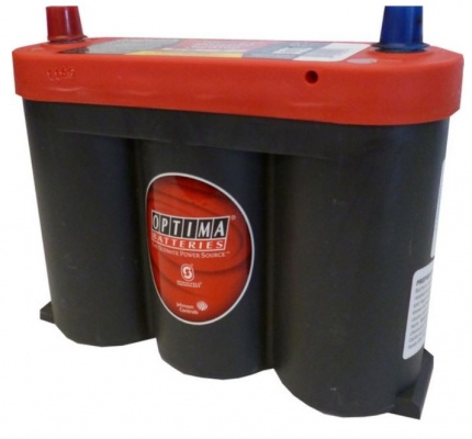 Century 6V Optima Red Top Battery