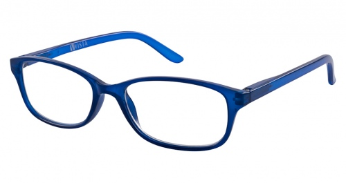Vista Yanaka Blue Reading Glasses +1.75