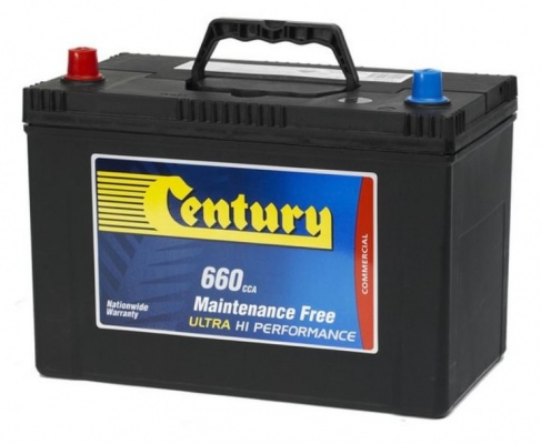 Century Light Commercial Ultra Hi Battery N70Zmf