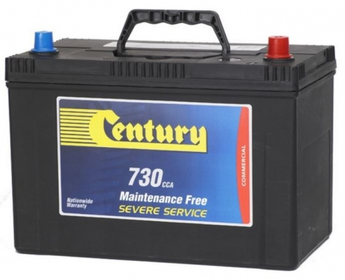 Century Light Commercial Ultra HI Battery N70Zzlmf