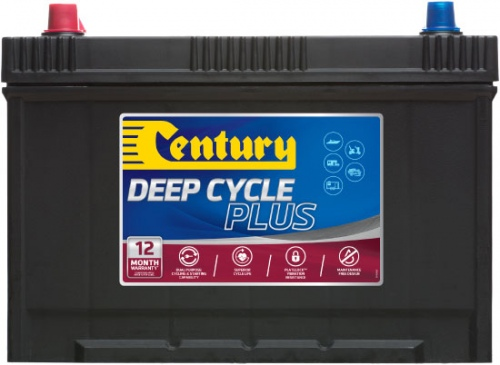 Century Deep Cycle Flooded Battery 30Dcmf