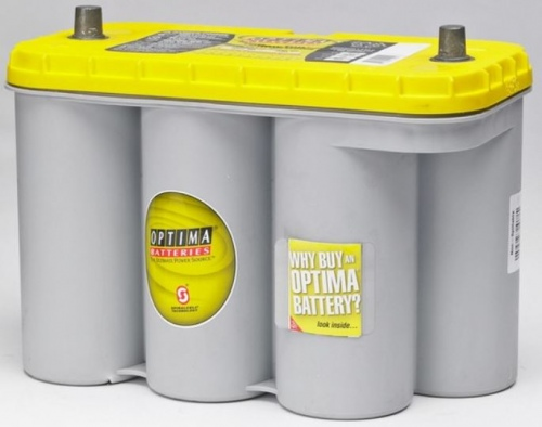 Century D31A Optima Yellow Top Deep Cycle Battery