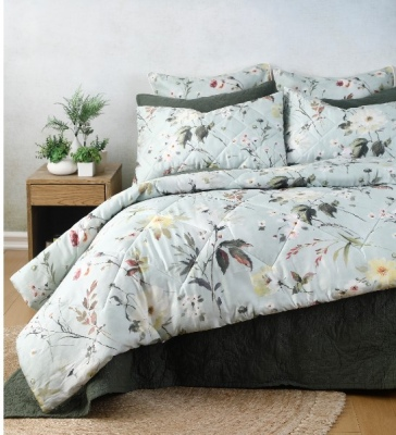 Marlie Double Comforter Set +2Pc