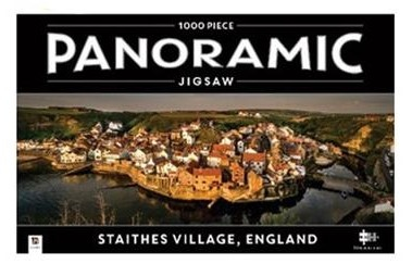 Mindbogglers Panoramic 1000Pc Jigsaw Straithes